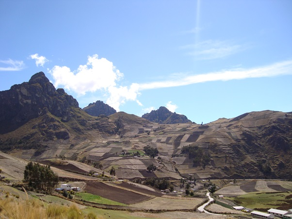 quilotoa loop hiking tour
